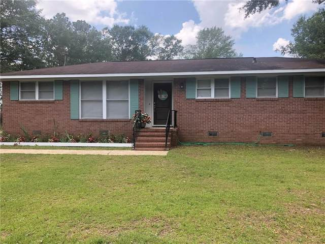 8100 Lee Road 246, SMITH STATION, AL 36877 (MLS #145896) :: Crawford/Willis Group