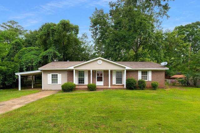 302 Hall Avenue, OPELIKA, AL 36804 (MLS #145931) :: Crawford/Willis Group
