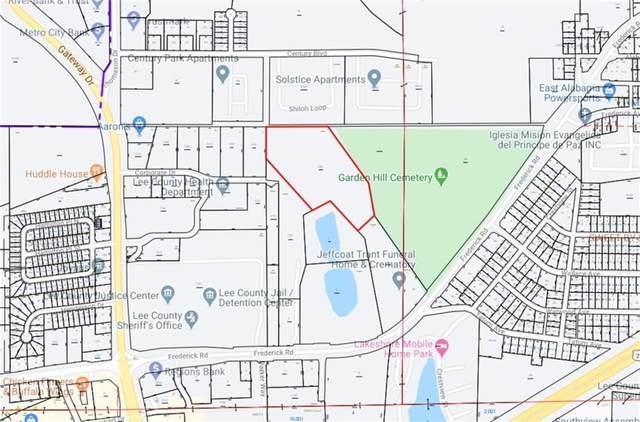 0 Frederick Road, OPELIKA, AL 36081 (MLS #146011) :: The Mitchell Team