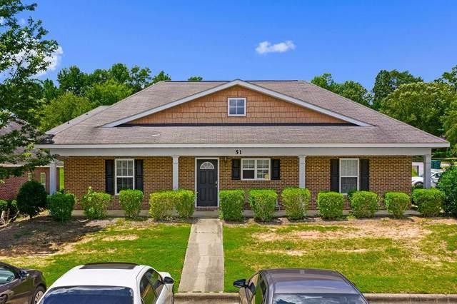 802 W Longleaf Drive #51, AUBURN, AL 36830 (MLS #146175) :: Crawford/Willis Group