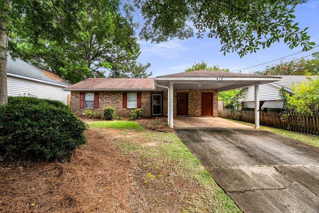 810 Chickasaw Avenue, AUBURN, AL 36830 (MLS #146218) :: Crawford/Willis Group