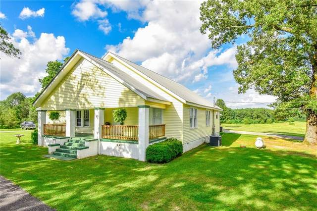 6598 Horseshoe Bend Road, DADEVILLE, AL 36853 (MLS #146258) :: The Mitchell Team