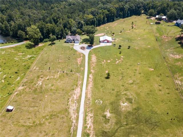 1279 S County Road 89, CAMP HILL, AL 36850 (MLS #146276) :: The Brady Blackmon Team