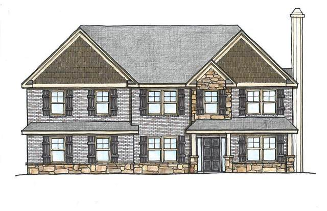 1595 Creekstone Drive, OPELIKA, AL 36804 (MLS #146296) :: Crawford/Willis Group