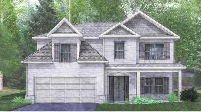 1627 Creekstone Drive, OPELIKA, AL 36804 (MLS #146307) :: Crawford/Willis Group