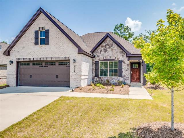 2445 Snowshill Lane, AUBURN, AL 36832 (MLS #147367) :: The Brady Blackmon Team