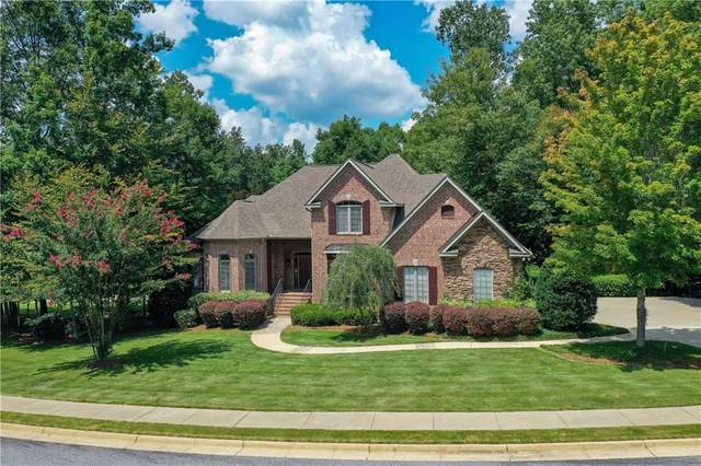 1257 Walker Circle, AUBURN, AL 36830 (MLS #147409) :: Crawford/Willis Group