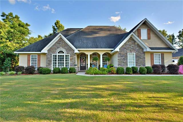 4143 Surrey Lane, AUBURN, AL 36832 (MLS #147511) :: Crawford/Willis Group