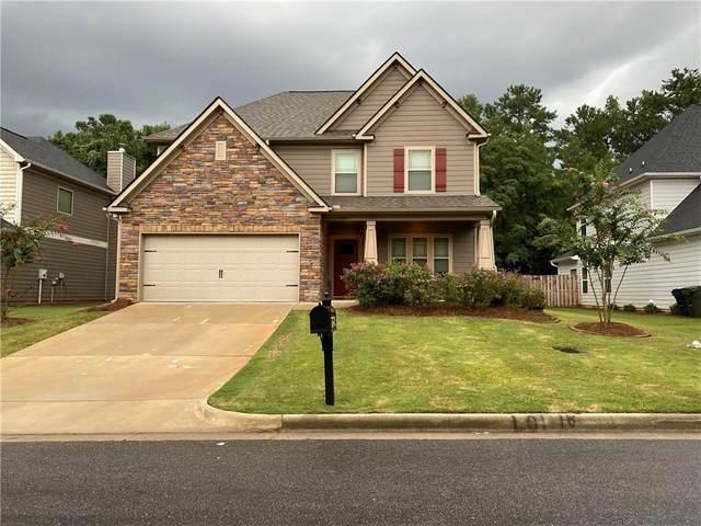 1185 Weatherford Street, AUBURN, AL 36830 (MLS #147584) :: Crawford/Willis Group