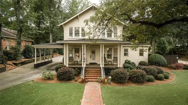 447 N College Street, AUBURN, AL 36830 (MLS #147687) :: Crawford/Willis Group