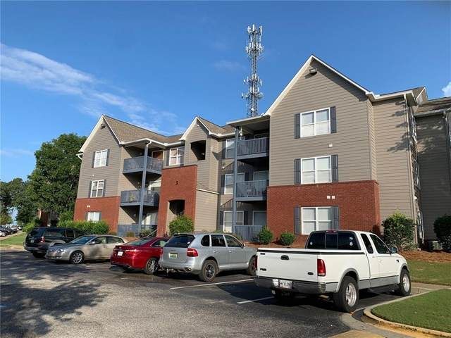1114 S College Street #3301, AUBURN, AL 36830 (MLS #147705) :: The Mitchell Team
