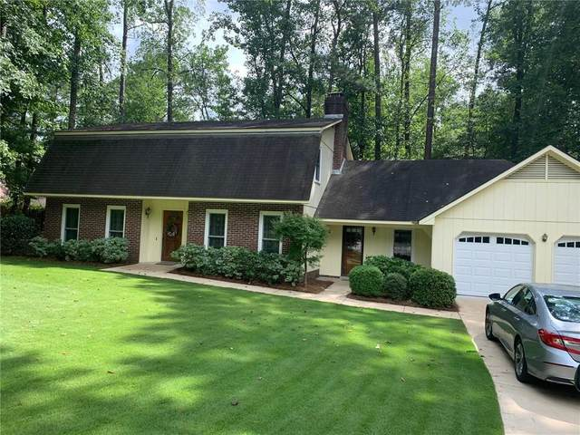410 Dixie Drive, AUBURN, AL 36802 (MLS #147712) :: Crawford/Willis Group