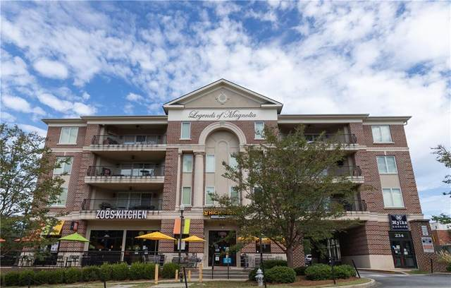 234 W Magnolia Avenue #306, AUBURN, AL 36830 (MLS #147763) :: Crawford/Willis Group