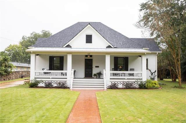 406 N College Street, AUBURN, AL 36830 (MLS #147765) :: The Mitchell Team