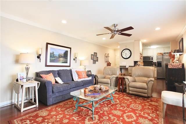 145 E Magnolia Avenue #502, AUBURN, AL 36830 (MLS #147778) :: Crawford/Willis Group