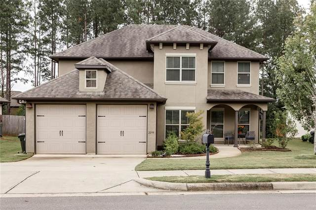 2299 Vincente Drive, AUBURN, AL 36830 (MLS #147807) :: Crawford/Willis Group
