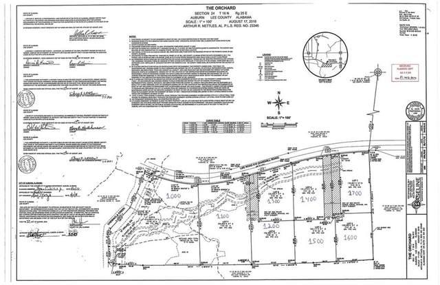 1400 Sandhill Road, AUBURN, AL 36830 (MLS #147809) :: Crawford/Willis Group