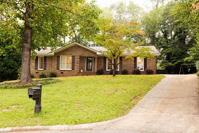 2005 Baton Court, OPELIKA, AL 36801 (MLS #147832) :: The Mitchell Team