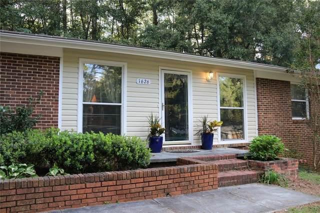 1626 Millbranch Drive, AUBURN, AL 36832 (MLS #147839) :: Real Estate Services Auburn & Opelika
