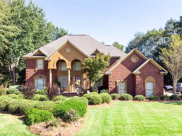 1500 Fall Branch Drive, PHENIX CITY, AL 36867 (MLS #147846) :: Crawford/Willis Group