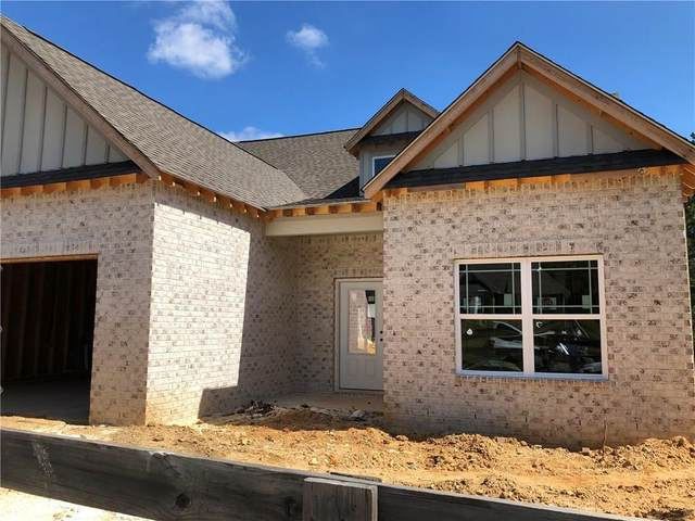 411 Parkerson's Way, AUBURN, AL 36832 (MLS #147985) :: Crawford/Willis Group