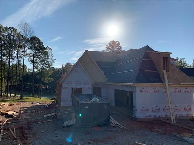 1492 Turn Lake Drive, AUBURN, AL 36830 (MLS #148067) :: Kim Mixon Real Estate