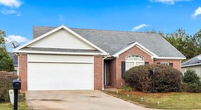 963 Sandstone Lane, AUBURN, AL 36830 (MLS #148104) :: Crawford/Willis Group