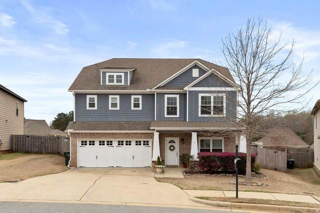 2425 Antler Ridge Drive, AUBURN, AL 36832 (MLS #148175) :: Crawford/Willis Group