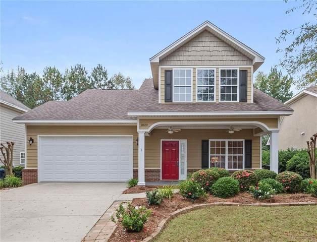 1820 Coopers Pond Road, AUBURN, AL 36830 (MLS #148208) :: Crawford/Willis Group