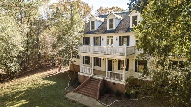 1544 Lakewood Place, AUBURN, AL 36830 (MLS #148329) :: Crawford/Willis Group