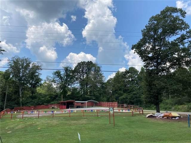 23 Coosa County Road County Road 23, ALEXANDER CITY, AL 35010 (MLS #148366) :: Kim Mixon Real Estate