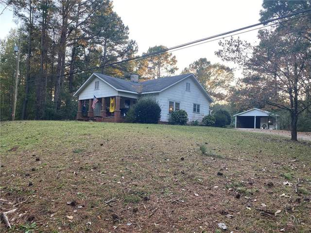 4354 Al Highway 49, DADEVILLE, AL 36853 (MLS #148388) :: Crawford/Willis Group