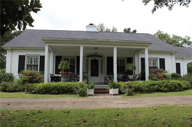 810 S College Street, AUBURN, AL 36830 (MLS #148492) :: Crawford/Willis Group