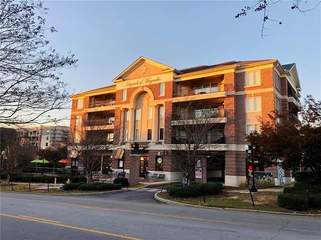 234 W Magnolia Avenue #315, AUBURN, AL 36830 (MLS #148626) :: Crawford/Willis Group