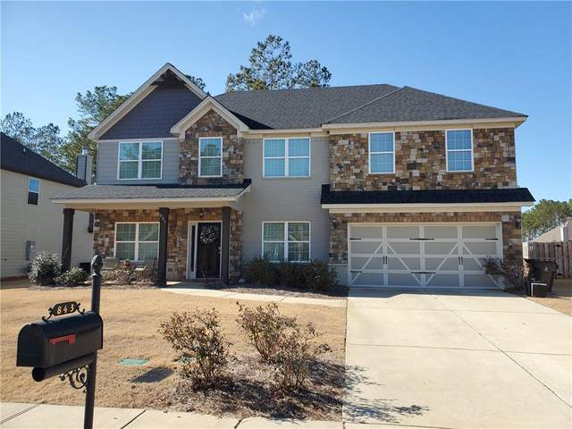 843 W Richland Circle, AUBURN, AL 36832 (MLS #148740) :: Kim Mixon Real Estate
