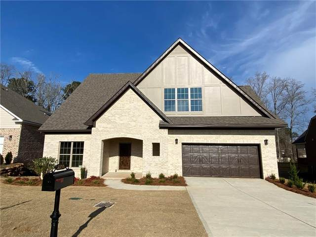 2296 Montiano Lane, AUBURN, AL 36830 (MLS #148905) :: Kim Mixon Real Estate