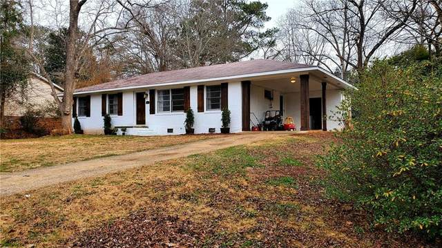 1303 Clearmont Street, OPELIKA, AL 36801 (MLS #148914) :: Crawford/Willis Group