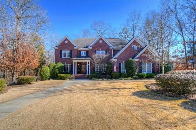 1489 Arrowhead Circle, AUBURN, AL 36830 (MLS #148928) :: Kim Mixon Real Estate