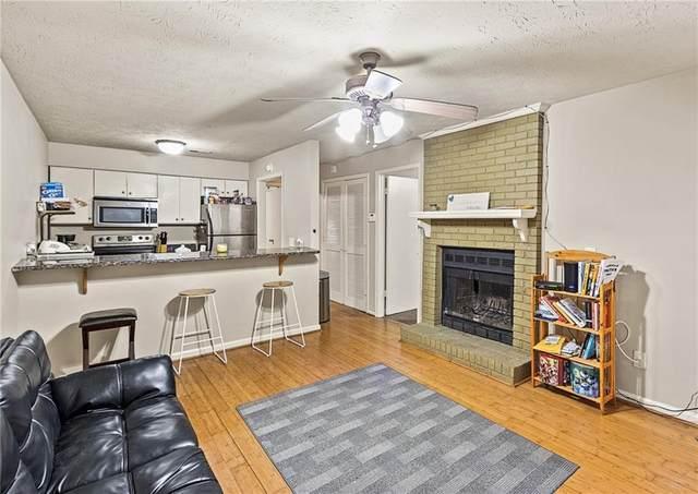 449 N Donahue Drive B13, AUBURN, AL 36830 (MLS #148932) :: Crawford/Willis Group