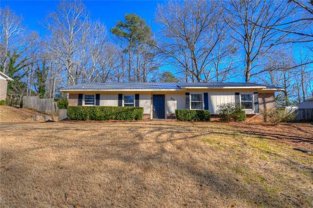 2004 North Hills Drive, OPELIKA, AL 36801 (MLS #148958) :: Crawford/Willis Group