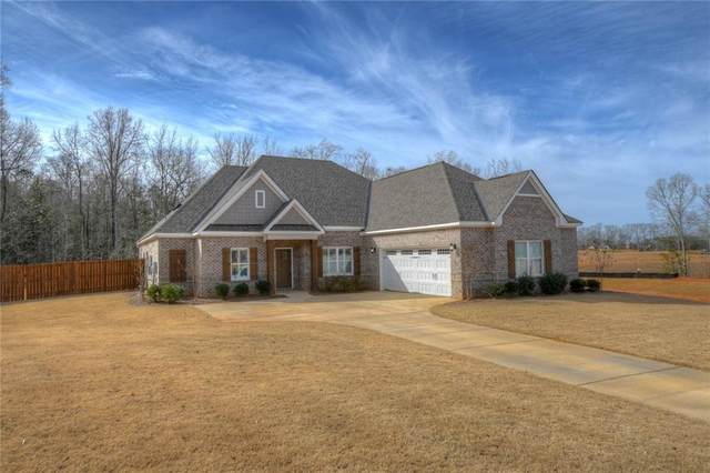 1781 Morning Glory Drive, OPELIKA, AL 36801 (MLS #148972) :: Kim Mixon Real Estate