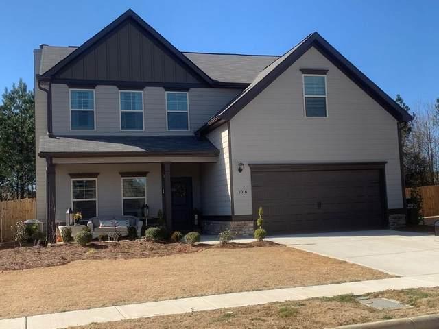 1016 Gwynne's Way, OPELIKA, AL 36804 (MLS #148992) :: Kim Mixon Real Estate