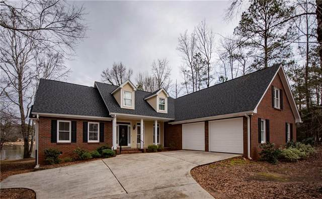 4809 Pebble Shore Drive, OPELIKA, AL 36804 (MLS #149036) :: The Mitchell Team