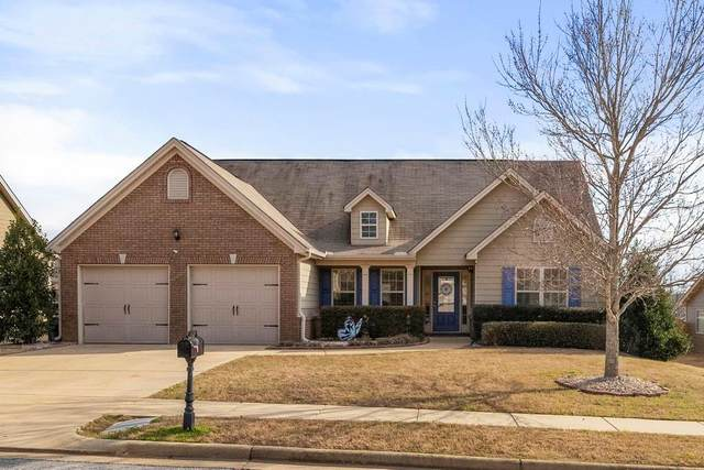 407 Gwynne's Way, OPELIKA, AL 36804 (MLS #149305) :: The Mitchell Team