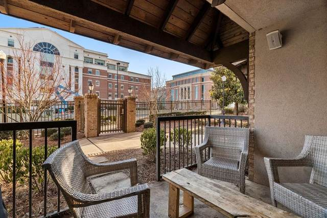 402 W Magnolia Avenue #203, AUBURN, AL 36830 (MLS #149337) :: Crawford/Willis Group