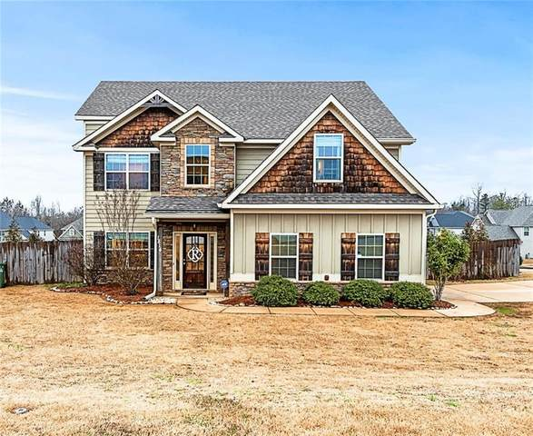 1814 Foxfire Lane, OPELIKA, AL 36804 (MLS #149412) :: The Mitchell Team