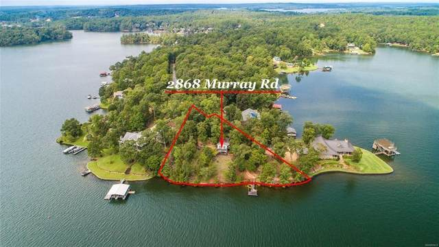 2868 Murray Road, DADEVILLE, AL 36853 (MLS #149571) :: Crawford/Willis Group