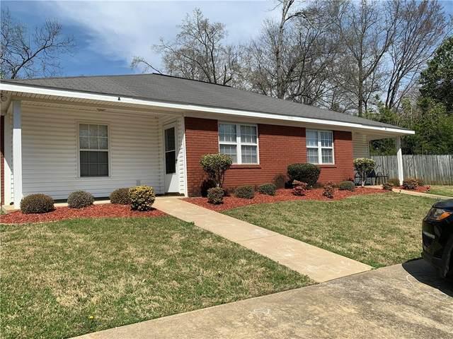 918 21ST Street, PHENIX CITY, AL 36867 (MLS #150824) :: Kim Mixon Real Estate