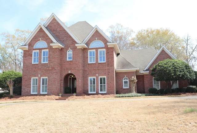 8121 Mossy Oak Drive, MONTGOMERY, AL 36117 (MLS #150839) :: Kim Mixon Real Estate
