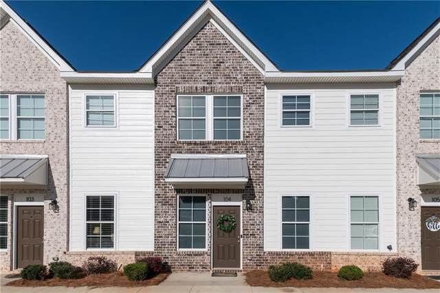 3855 Academy Drive #104, OPELIKA, AL 36801 (MLS #150952) :: Crawford/Willis Group